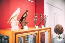 Skultpturen von Erwin A. Schinzel.