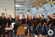 The Voice auf der Bühne