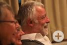 Bürgermeister Masino erfreut sich am Nikolaus
