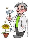 Umweltsepp Logo für Umwelt- und Klimaschutz in Waldbronn