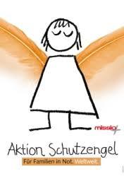 Logo Aktion Schutzengel missio Handyaktion