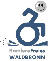 Logo Barrierefreies Waldbronn