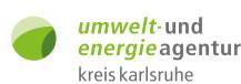 Logo Umwelt und Energie Agentur