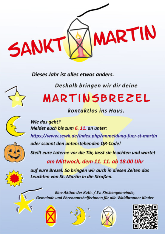 Sank Martin Aktion 2020