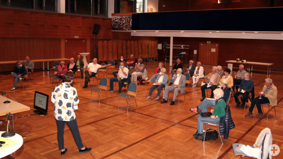 Blick auf die Mitgliederversammlung 2021